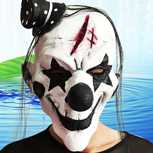 SALICO Fantasie Halloween Fest Kostüm Tier Latex Verkleidung (Fest Kostüme Fantasy)