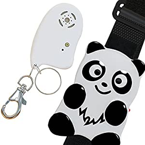 Child Tracker Watch & Locator Device for Kids Safety - 100% Satisfaction Guarantee! Small, Simple, & Easy-to-Use for Kids & Parents - Better than GPS Tracking - No Monthly Service Fees - Top Rated for Family Trips to Disney World, Disneyland, Theme Parks,