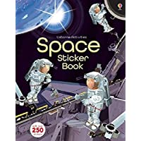 Space Sticker Book (Usborne Activity Books) (Sticker Books)