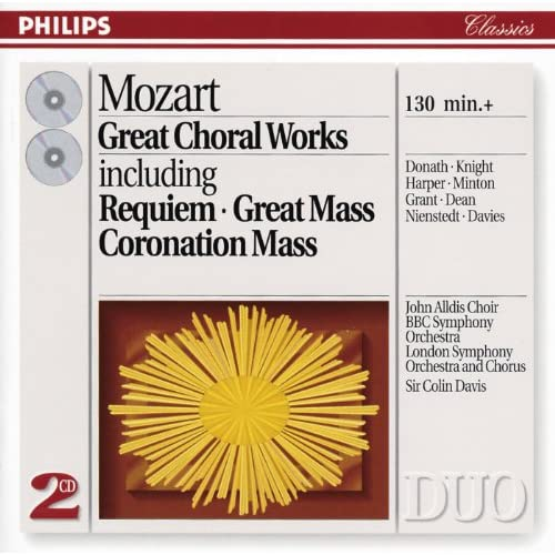 "Mozart: Mass in C minor, K.427 ""Grosse Messe"" - Credo: Credo in unum Deum"