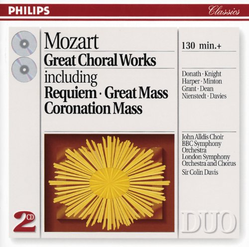 Mozart: Mass in C minor, K.427...