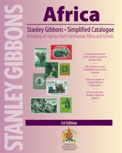 Stanley Gibbons Simplified Catalogue Africa: Includes usato  Spedito ovunque in Italia