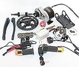 48V 450W Kit di conversione ad alta velocità di montagna elettrica Mountain Bike Kit di bici elettrica Diy E-Bike Parts