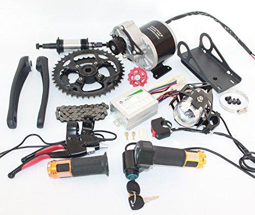 48V 450W Bicicleta eléctrica de montaña Mid-Drive Kit de conversión Kit de bicicleta eléctrica Diy E-Bike piezas
