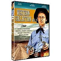 Western Collection Vol. 3: Smith el Silencioso (1948) + Arizona Prisión Federal (1958) + Honor y Venganza (1954) + Rifles Apaches (1964) + Arizona (1939) + Flecha rota
