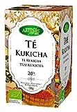 ArtemísBio Infusión Té Kukicha - 2 Paquetes de 20 unidades