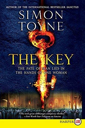 The Key LP (Ruin Trilogy) by Simon Toyne (2012-06-19)