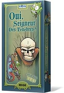 Edge - Jeu de Cartes - Oui Seigneur des Tenebres : Set De base Vert by Ubik