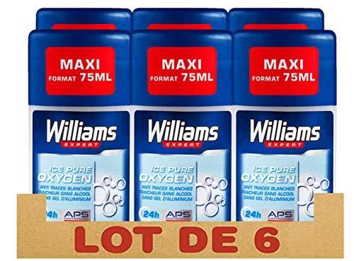 Williams desodorante hombre Stick Ice pure