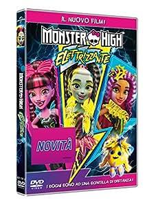 Monster High: Elettrizzante! (DVD)