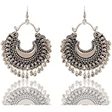 #7: ALFORA German Silver Earrings for Women