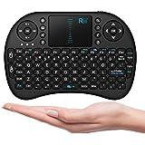 Rii Mini Keyboard Wireless Touchpad Keyboard With Mouse Combo
