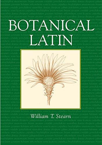 Botanical Latin por William T. Stearn