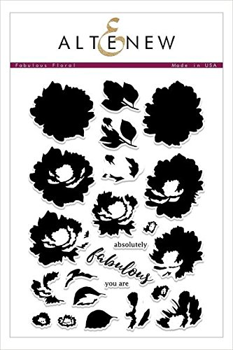 Fabulous Floral Stamp Set - Altenew