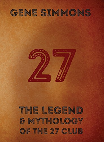 27: The Legend and Mythology of the 27 Club Heavy Classic Jeans