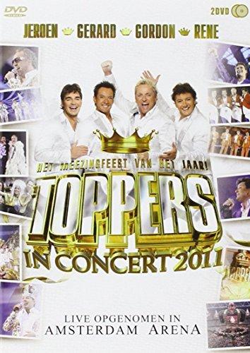 Preisvergleich Produktbild Toppers in Concert 2011 [DVD-AUDIO]
