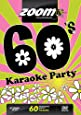 Zoom Karaoke DVD - Sixties Karaoke Party (60's) - 60 Songs
