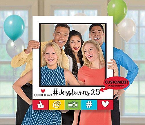 Amscan International 399124 - Portafotos Gigante