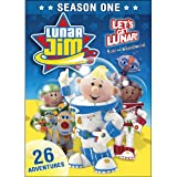 Lunar Jim: Season 1 [DVD] [Region 1] [US Import] [NTSC]