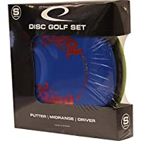 Senior Disc Golf Starter Pack by Dynamic Discs