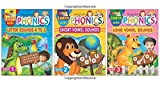 Learn with Phonics Pack -1 (3 Titles)