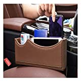 Best GENERIC Baby Gadgets - Leather Car Seat Side Pocket Organiser, Storage Items Review