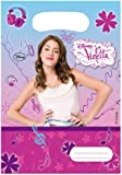 Disney Violetta Party Bags, Pack of 6