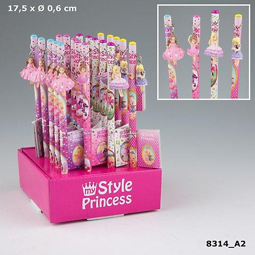 My Style Princess Bleistift mit Anhänger türkis Pricessin Lissy Depesche Biz NEU