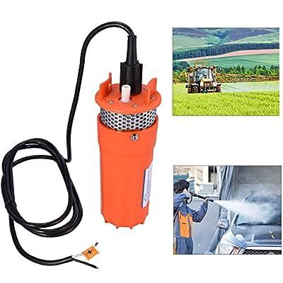 1/2 Pouce 12V Pompe à Eau Submersible à Energie Solaire Débit 3~6L/min Levage Max 70m
