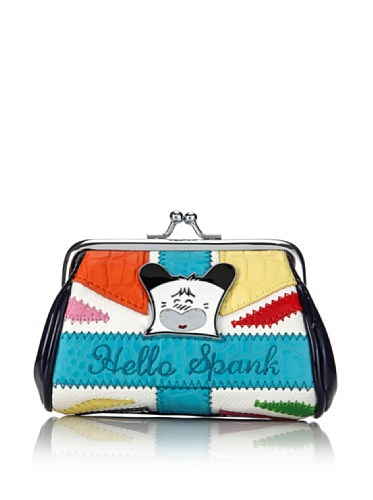 Hoy Collection Portamonete Pamela Hello Spank Blu