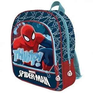 51iroq1zGFL. SS300  - Mochila Spiderman Marvel Adaptable 41cm