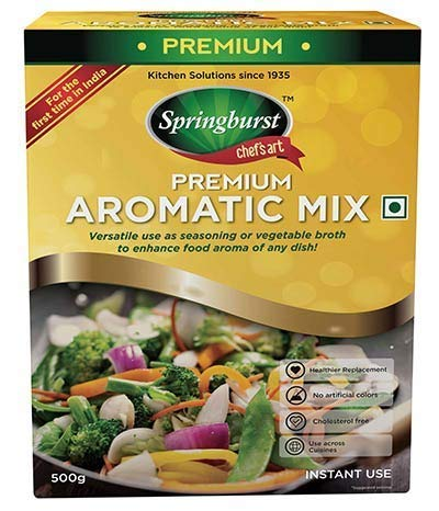 Chef's Art Aromatic Mix Powder, 500 g
