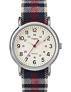 Unisex Timex Originals Weekender Plaid Armbanduhr tw2p89600