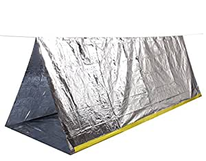 Tenflyer Emergency Tent Tube Survival Camping Shelter Emergencies Sporting Outdoor New