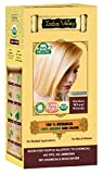 100% Organic 100% Botanical Natural Herbal Hair Dye Colour For Men and Women 100% Chemical Free, No PPD, No Ammonia, No Peroxide and No Heavy Metals Whatsoever (Golden Wheat Blonde)