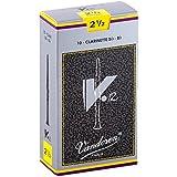 Vandoren CR1925 Pack de 10 anches pour clarinette - 2.5