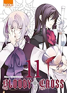 Bloody Cross Edition simple Tome 11