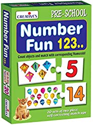 Creative's CRE0635 Mathematics & Counting Educational Toys  3 Years & Above
