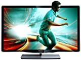 Philips 46PFL8606K/02 117 cm (46 Zoll) LED-Backlight-Fernseher (Full-HD, 3D, DVB-T/C/S2, CI+, Smart TV, USB 2.0) schwarz