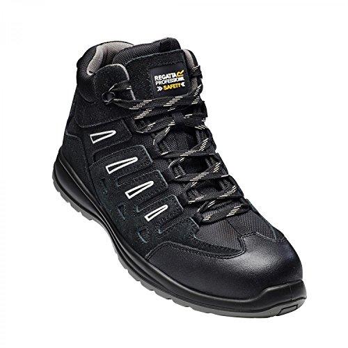 Regatta Hardwear - Loader S1P - Stivali di sicurezza - Unisex Nero