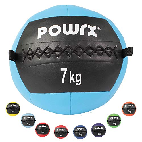 POWRX - Wall ball 2 10 kg - Ideal Cross