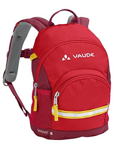 Vaude Kinder Minnie 5 Kinderrucksack energetic red