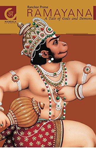 Ramayana: A Tale of Gods and Demons (Mandala Classics) by Ranchor Prime (2004-03-02)