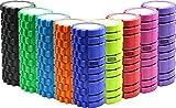 TNP Accessories Foam Roller Grid Beast Massage Pilates Trigger Point Yoga Gym Roller Exercise Revolutionary