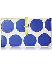 Accessorize Women's Cosemetic Bag (Brights and Multi-Color)