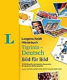 Langenscheidt Wörterbuch Tigrinia-Deutsch Bild für Bild - Bildwörterbuch: 15.000 Begriffe, Redewendungen und Sätze in tausenden Bildern, Tigrinia-Deutsch (Langenscheidt Wörterbuch Bild für Bild) -