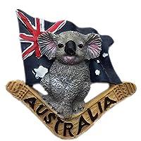 Sydney Australia Fridge Magnet 3D Resin Handmade Craft Tourist Travel City Souvenir Collection Letter Refrigerator Sticker