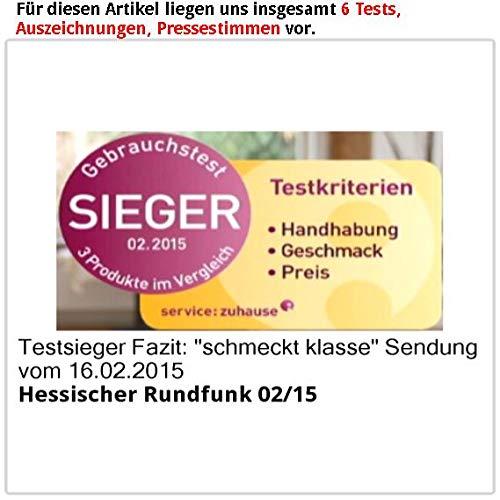 Rosenstein & Söhne Wassersprudler: Eleganter Trinkwassersprudler WS-110.Soda (Getränkesprudler) - 6