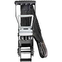 Gibbon Slacklines Power Ratchet - Slackline, color negro / blanco, talla única