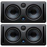 PreSonus ERISE66 Studio Monitors (Black)
